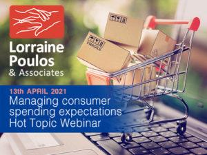 Managing consumer spending expectations @ Online