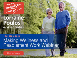 Making Wellness and Reablement Work