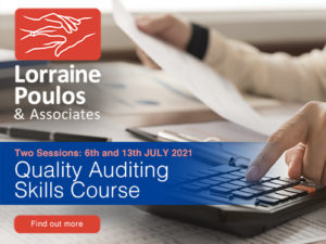 Quality Auditing Skills Course
