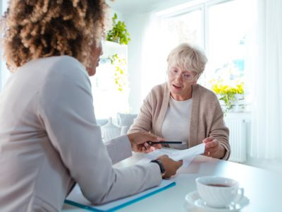 People receiving aged care only get about a quarter of the funding available to NDIS participants, an analysis by industry peak LASA shows.