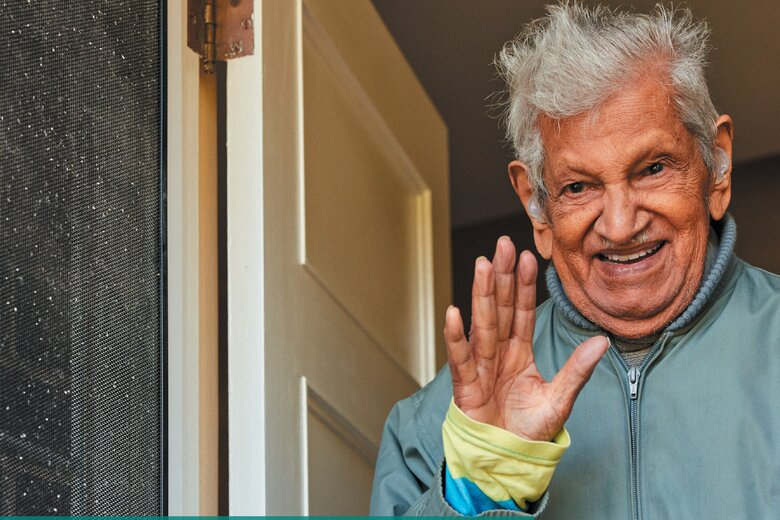 Meals on Wheels has launched a campaign to prevent loneliness in older people.