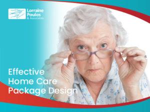 Effective Home Care Package Design Webinar @ Online Webinar