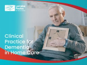 Clinical Care for dementia in Home Care @ Online Webinar