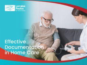 Effective documentation in Home Care @ Online Webinar