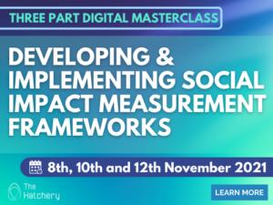 Developing & Implementing Social Impact Measurement Frameworks @ Online Webinar