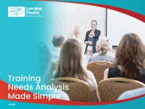 Training Needs Analysis Made Simple