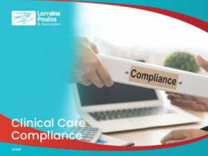Clinical Care Compliance @ Online via Zoom